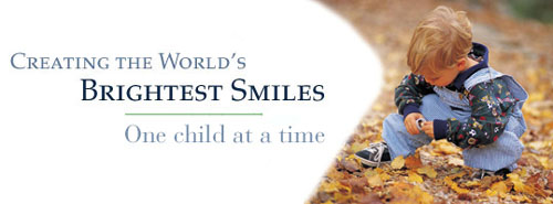 Creating the World's brightest smiles... One child at a time!